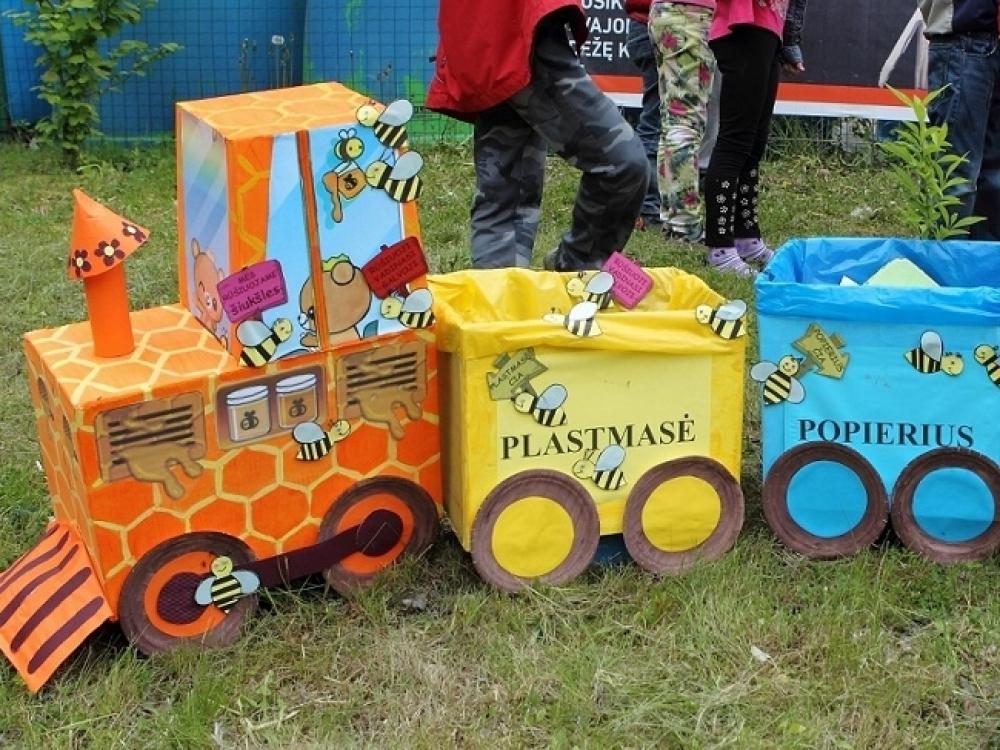 """Rūšiavimo dėžės pagal vaikus – nuo traukinio iki """"pimpačkiukų"""""""