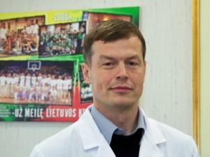 Gediminas Tankevičius: apie profesiją ir visą gyvenimą trunkančią meilę sportui