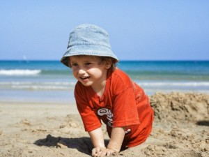 Vasarą vaikų sveikatai reikia atidumo