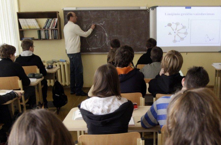 Kada yra geriausias laikas pradėti pamokas mokyklose?