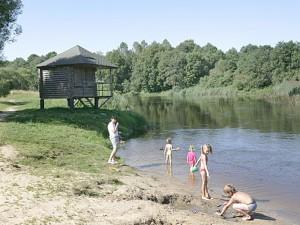 Lietuvos maudyklų ir rekreacijai skirtų zonų vanduo švarus