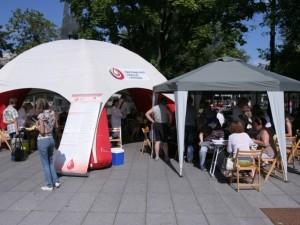 Nacionalinio kraujo centro vadovė: vasara kraujo donorų pagalbos prireikia labiau