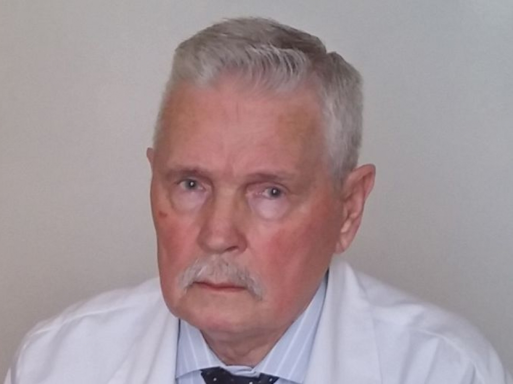 """Prof. Algimantas Irnius: """"Žodis """"akrichin"""" mane padarė gydytoju..."""""""
