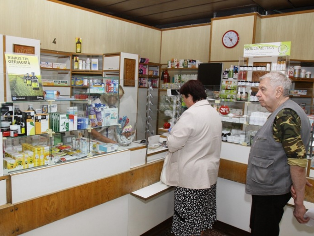 """Spalvingoms vaistų pakuotėms užsienio vaistų vartotojai sako """"Ne"""""""