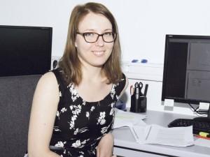 Jaunoji mokslininkė siekia palengvinti medikų darbą