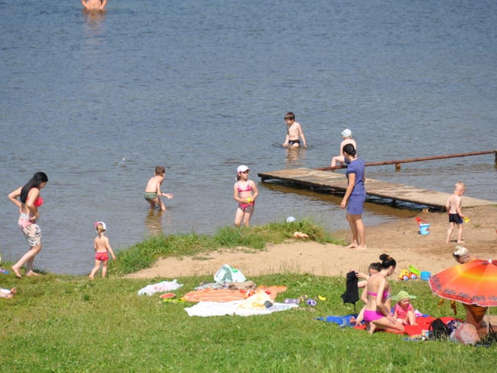 Daugumoje maudyklų maudytis saugu