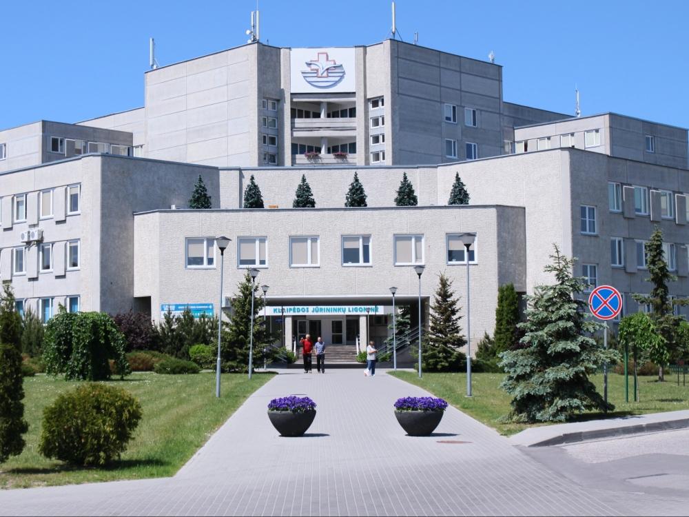 Klaipėdos jūrininkų ligoninė – tarp rūpestingiausių uostamiesčio įmonių