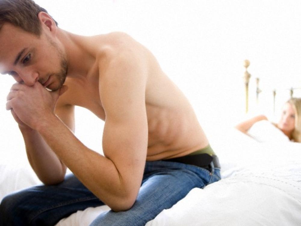 Vyro skausmas lytinio akto metu - signalas moteriai
