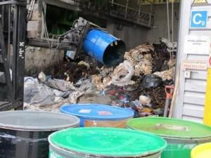 Pavojingos atliekos: situacija nekontroliuojama?