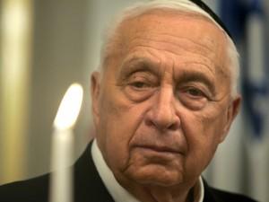 Arielis Sharonas: išgyvenimo drama tęsiasi