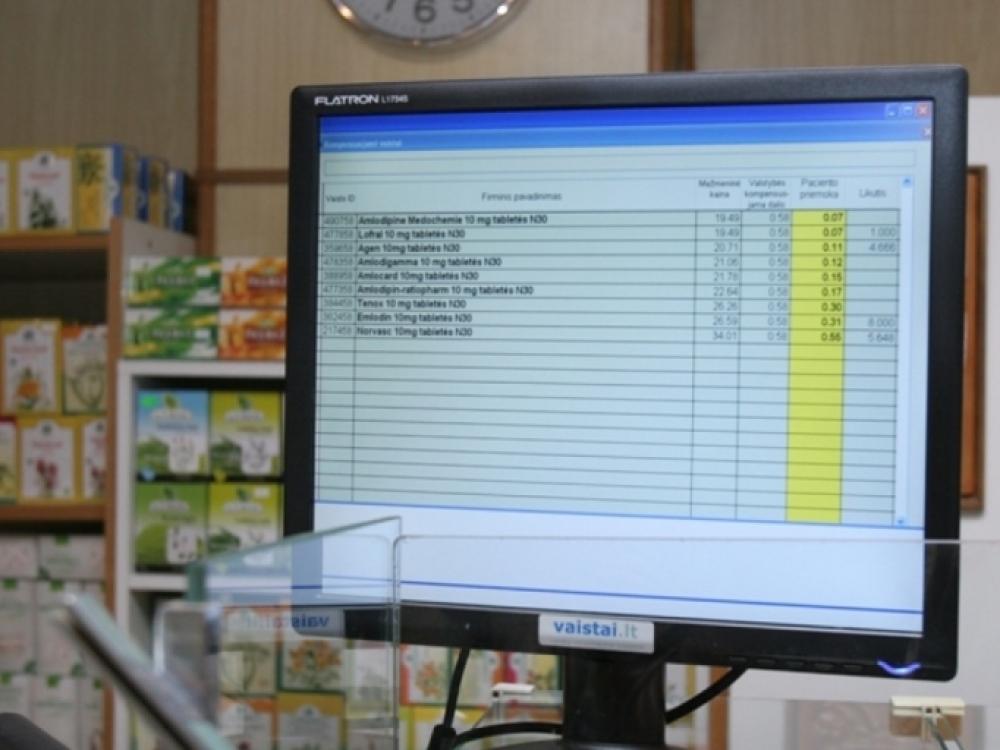 Į kompensuojamųjų vaistų sąrašą įtraukiami nauji efektyvūs vaistai hepatitui C gydyti