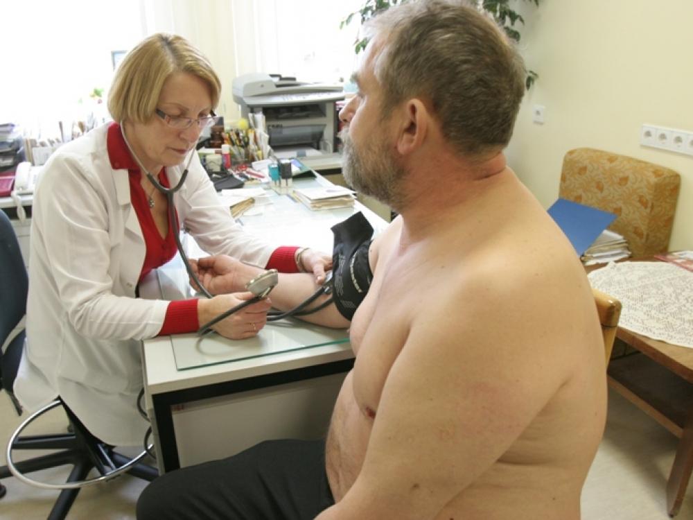 Vyrai kviečiami nenumoti ranka į nemokamus vėžio tyrimus