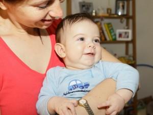 Azoto oksido dujos išgelbėjo kūdikio gyvybę