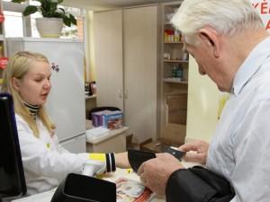 Gyventojai iš vaistininko labiausiai tikisi profesionalaus ir naudingo patarimo