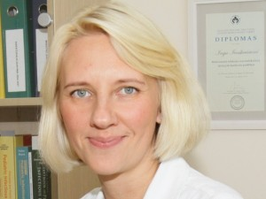 """Dr. Inga Ivaškevičienė: """"Vakcinos nėra šventintas vanduo"""""""