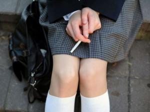 Į rūkalų pinkles vaikus vilioja saldumu