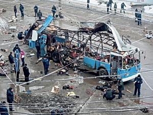 Volgogradas: tarp išpuolio įtariamųjų - medikas