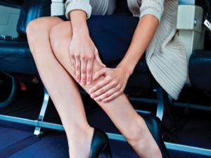 Misija - įveikti kojų tinimą