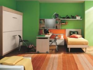 Apie sveiką vaiko kambario įrengimą