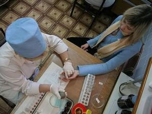 Rusai priversti mokėti net už elementariausią kraujo tyrimą