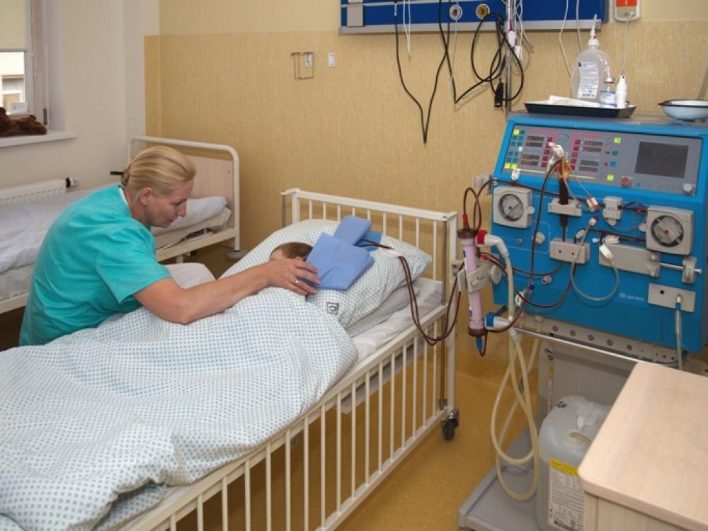 Gydytojai davė mažai šansų, kad vaikas išgyvens