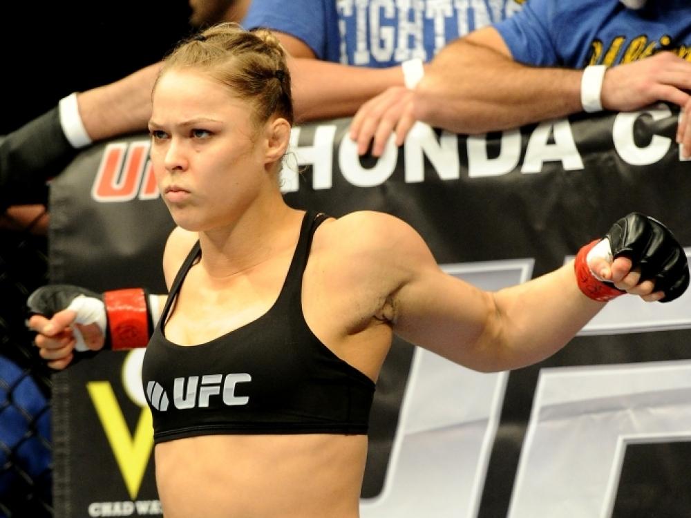 """Ronda Rousey: """"Kovoje be taisyklių nugalėčiau bet ką"""""""