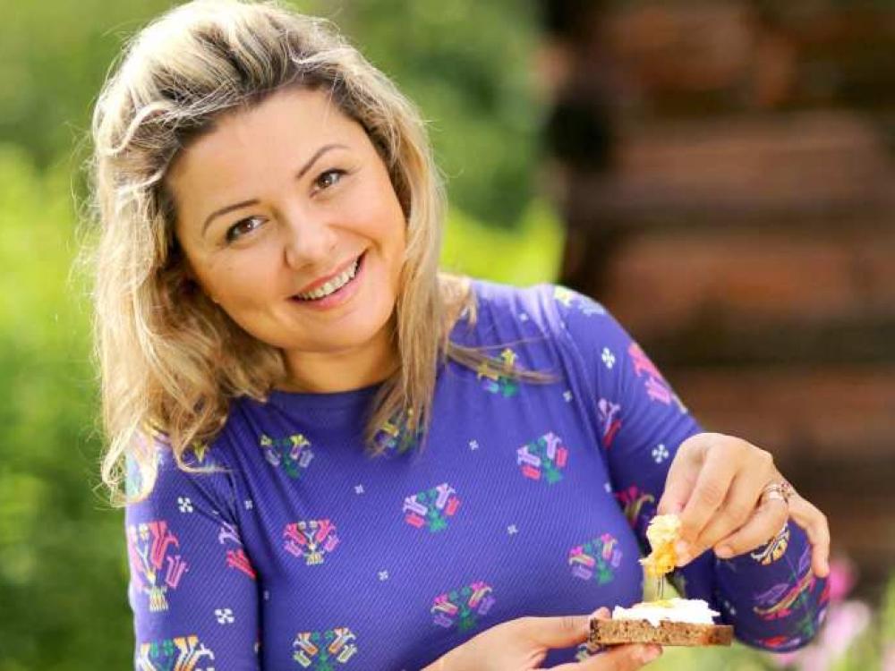 """Beata Nicholson: """"Maisto gaminimas man - malonumas ir bendravimas"""""""