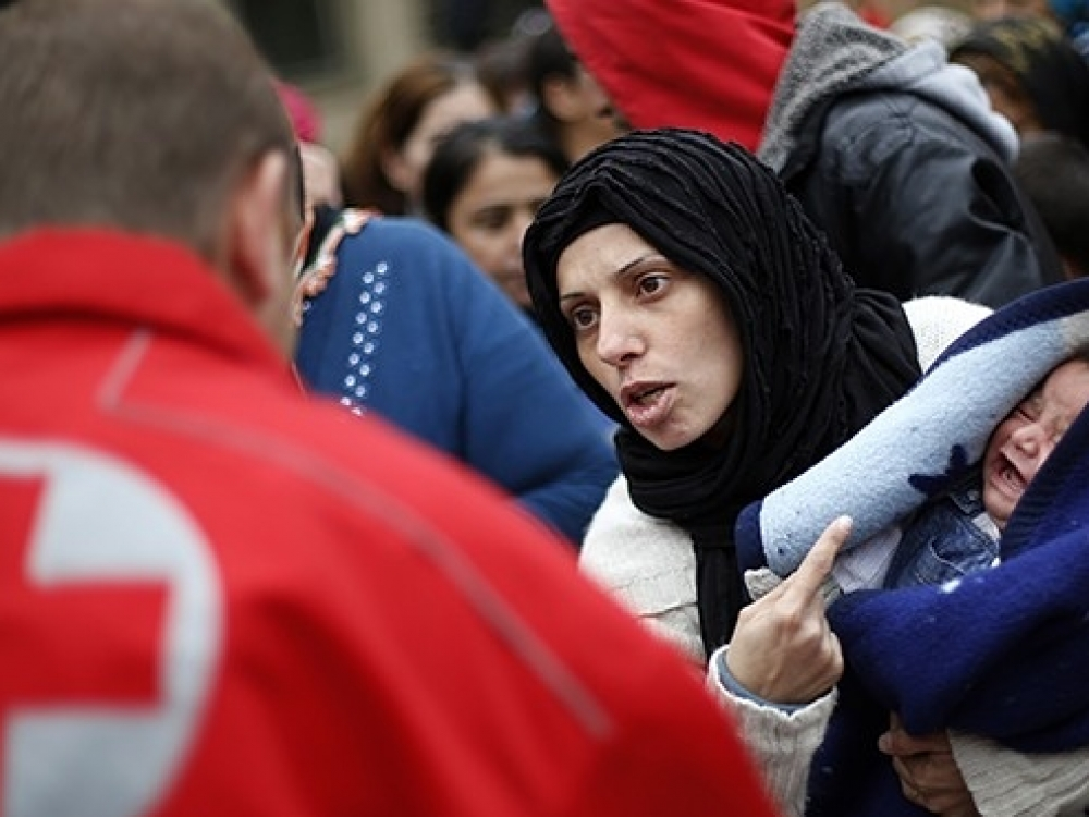 Lietuvos Raudonasis Kryžius skelbia: Tavo parama suteikia viltį