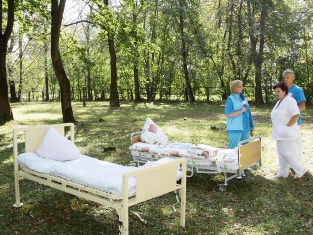 Respublikinės Kauno ligoninės Psichiatrijos klinikoje griaunami mitai