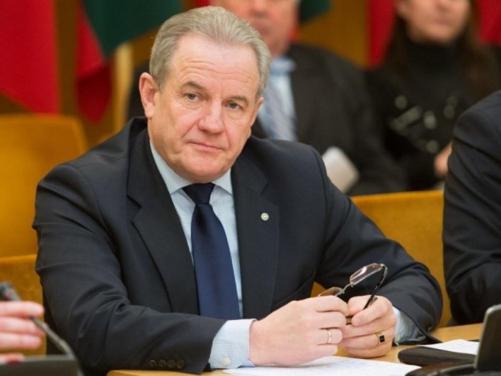 """Kęstutis Trečiokas: """"Genetiškai modifikuoti augalai Lietuvoje nebus auginami"""""""