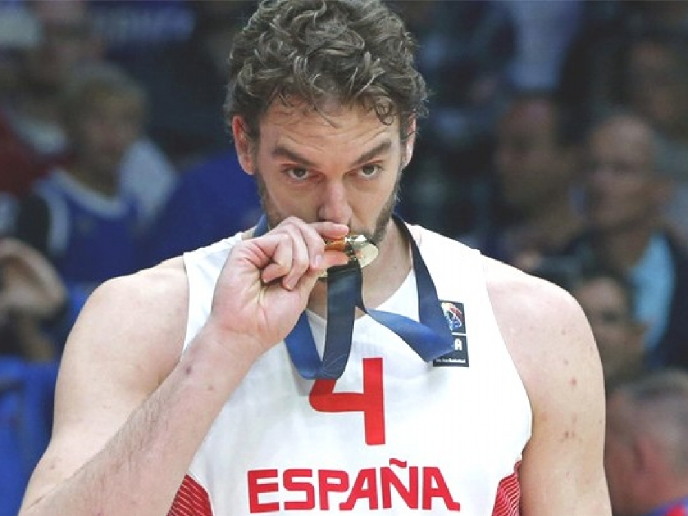 """Pau Gasolis: """"Kitąmet dėl medalių kovosiu olimpiadoje"""""""