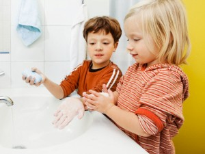 Jei vaikas alergiškas muilui