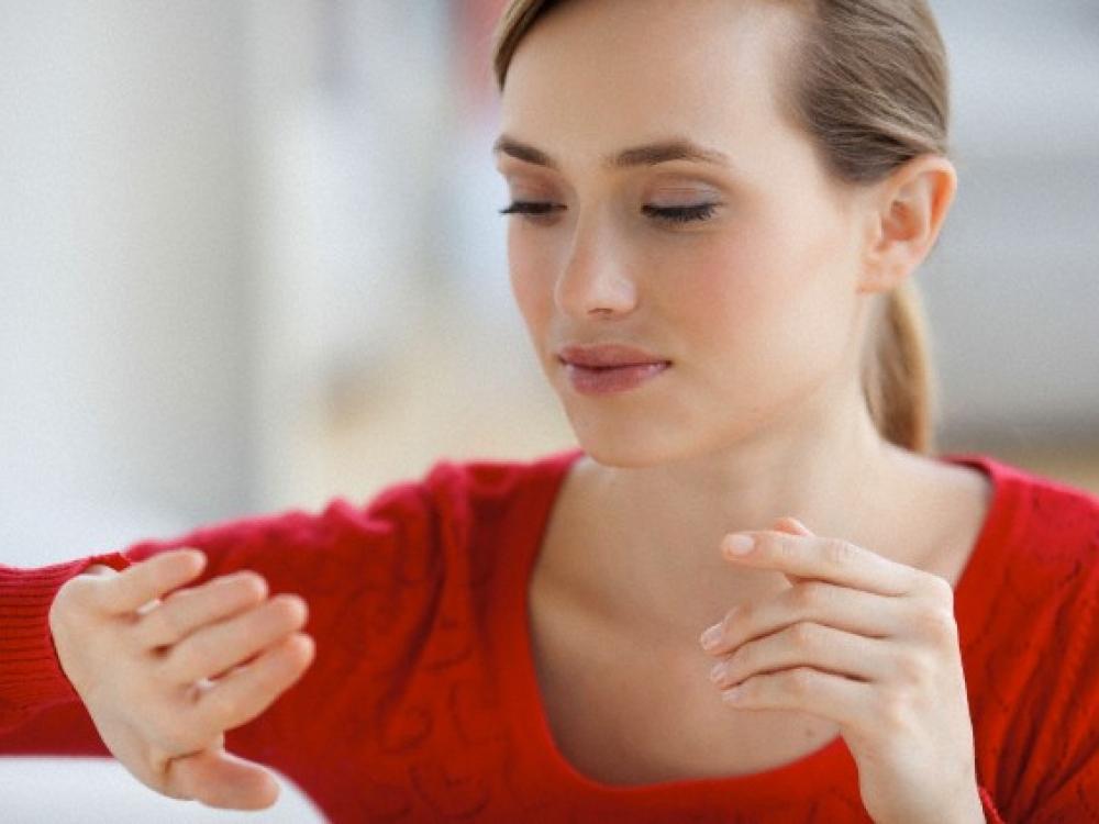 Pirštų tirpimas – ženklas sunerimti
