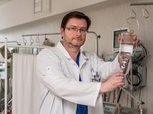 Reanimacijos gydytojo darbas: sunkūs ligoniai, mirtis ir viltys padėti kitiems