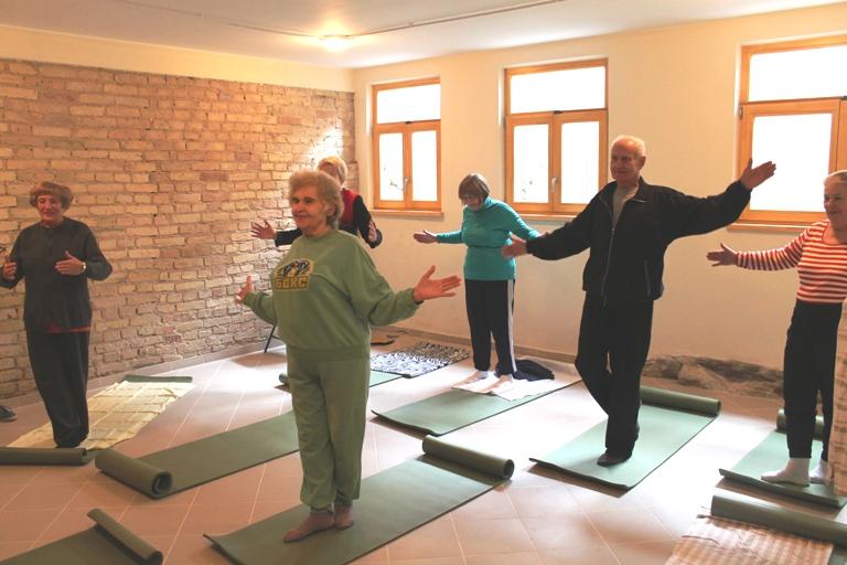 Dar daugiau įvairių ir nemokamų užsiėmimų senjorams Vilniaus mieste