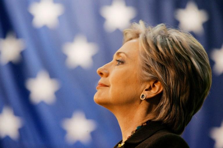 Hilary Clinton revanšas