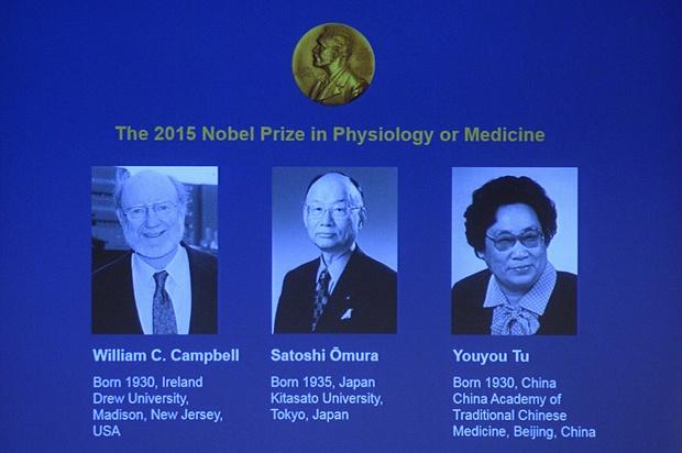 Nobelio medicinos premija – už skurdžiausią pasaulio dalį kamuojančių ligų gydymą