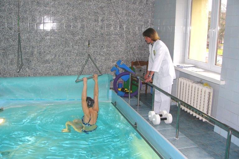 Neturi baseino, neturėsi ir ambulatorinės reabilitacijos