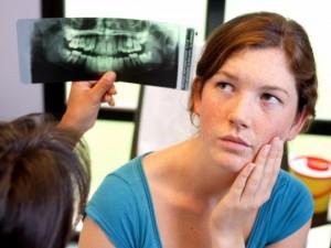Sveikų dantų ir šaltis nekanda