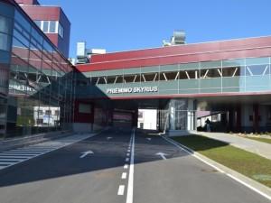 Atnaujinti Santariškių klinikų Priėmimo-skubios pagalbos ir Ambulatorinės reabilitacijos skyriai