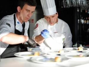 Darželinukai sveikos mitybos abėcėlės mokysis iš profesionalių šefų