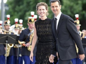 Asma al-Assad: saldus gyvenimas diktatoriaus pašonėje