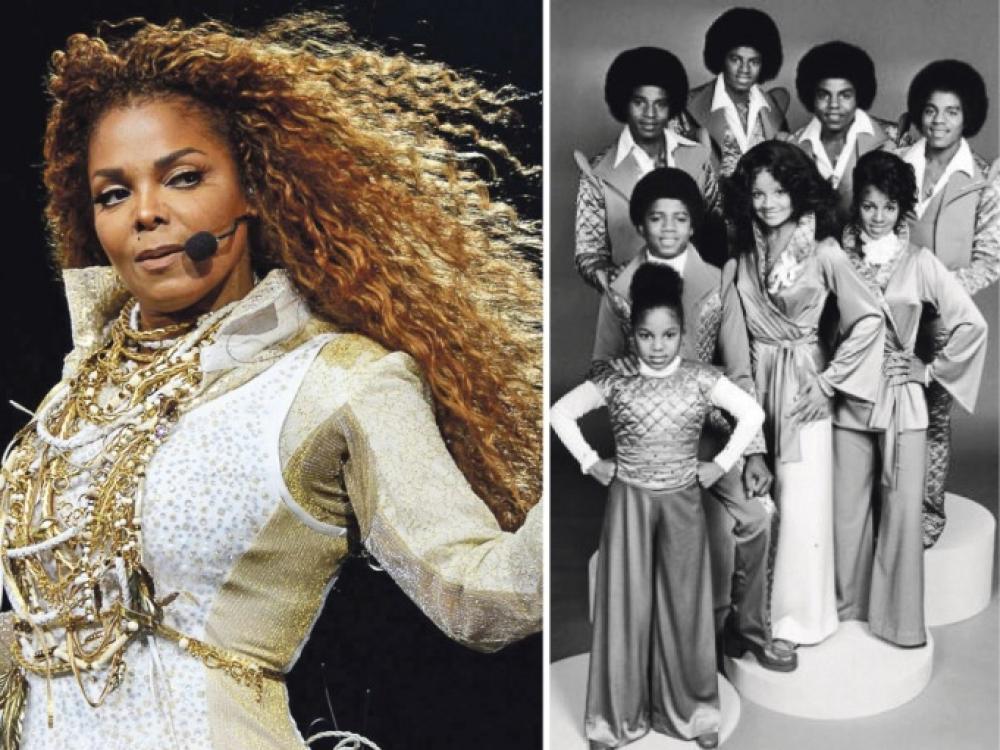 """Janet Jackson: """"Net kovodama su depresija, svajojau apie sceną"""""""