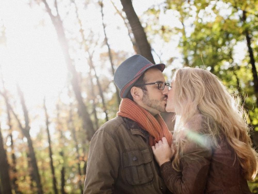 Ar galima bučiuotis peršalus?