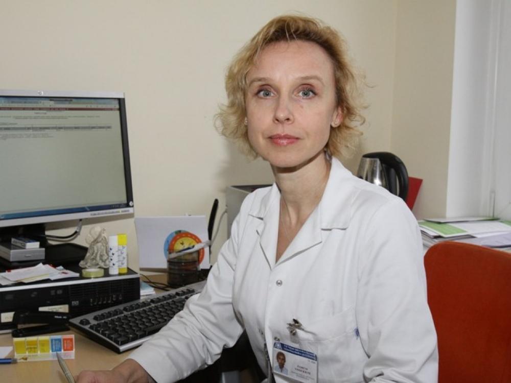 """Dr. Žydrūnė Visockienė: """"Pusė sergančiųjų diabetu nežino apie savo ligą"""""""