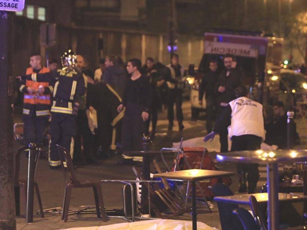 Paryžiaus atakas organizavo ne vienas prancūzas