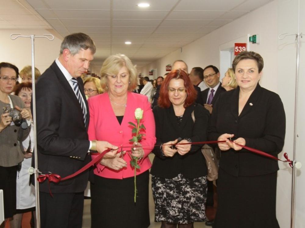 Vilniaus miesto klinikinė ligoninėje duris atvėrė pasikeitęs Vidaus ligų skyrius
