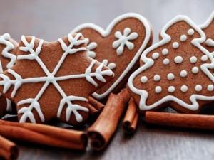 Metas kalėdinių meduolių tešlai