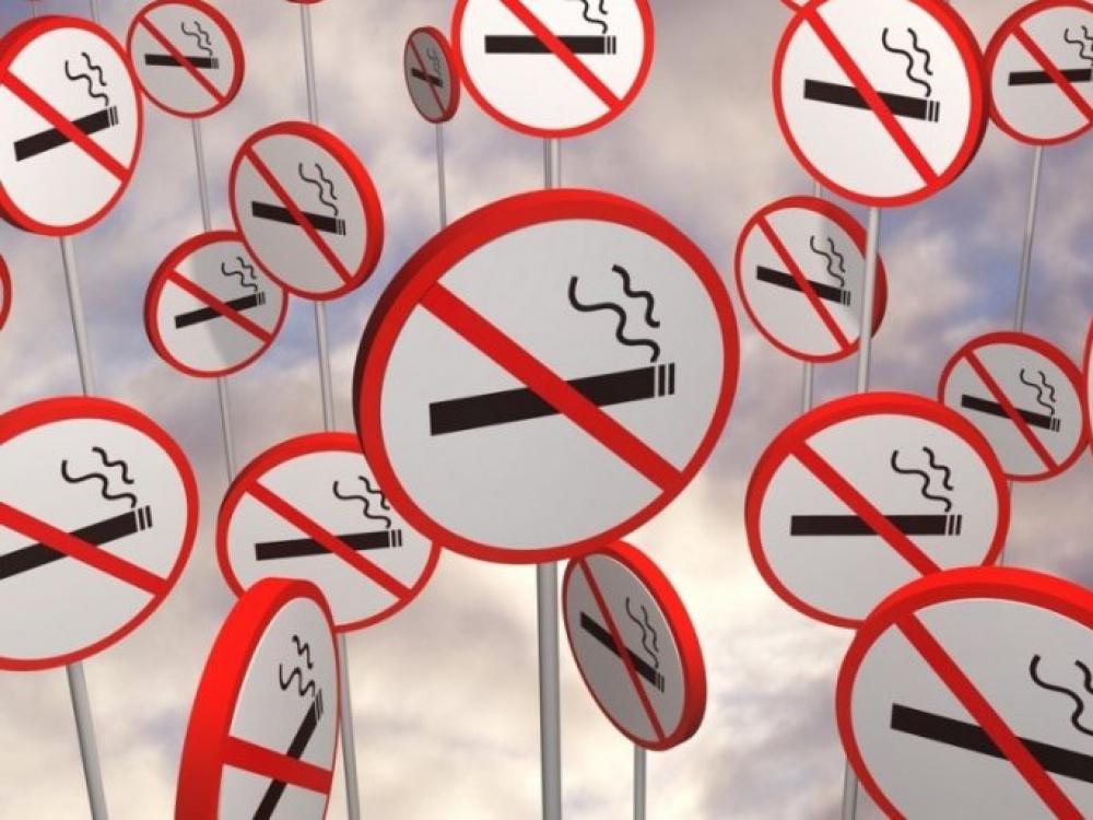 Kviečia išmesti tabako gaminius