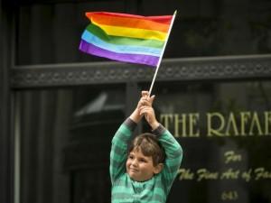 Homoseksualų šeimose vaikams (ne)vieta